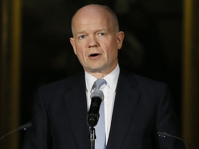 Lord Hague Calls For Cannabis To Be Legalised As War On Drugs Has Been 'Irreversibly Lost'
