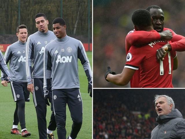 Manchester United news and transfer rumours LIVE Romelu Lukaku and team news updates