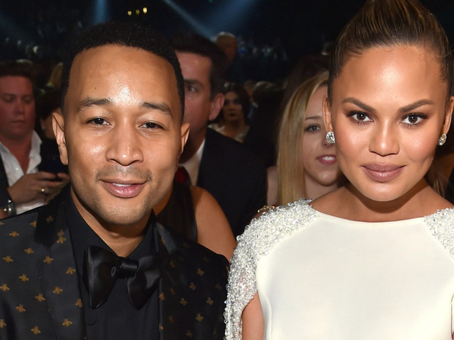Chrissy Tiegen, John Legend Let Daughter Announce They're Expecting