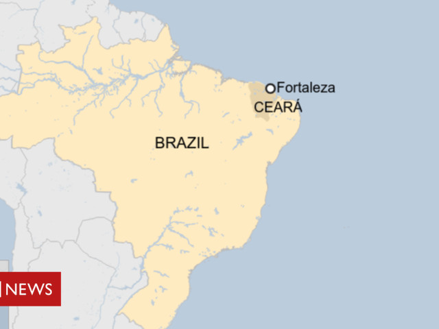 Brazil building collapse: Seven-storey block crashes down in Fortaleza
