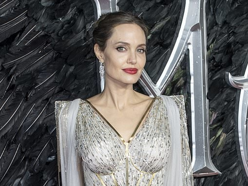 Angelina Jolie donates $200,000 to NAACP Legal Defense Fund