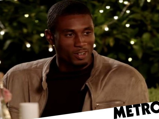 Love Island's Ovie Soko admits he's 'nervous' on date with bombshell Harley Brash
