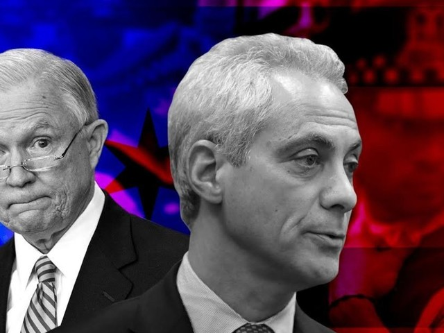 Trump DOJ And Chicago May Reach A Police Reform Deal With 'No Teeth'