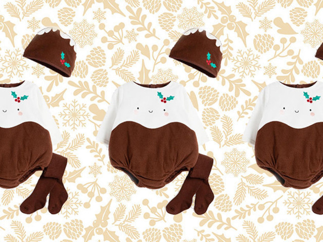 77af294a37c7e Christmas Pudding Baby Costume – And 7 Other Festive Outfits - Other ...