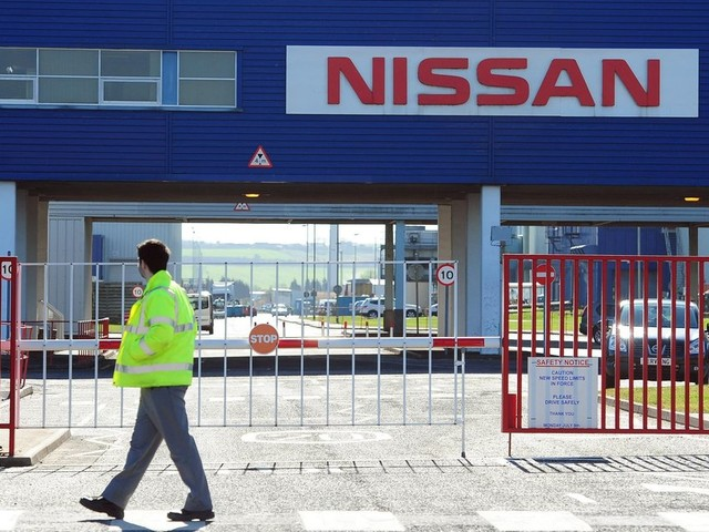 Nissan Confirms X-Trail Model Will Not Be Built In Sunderland Adding That Brexit Is 'Not Helping'