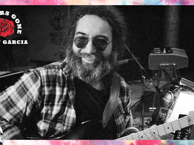 25 Years Gone: The Day Jerry Garcia Died Remembered by Bill Walton, Bruce Hornsby, Perry Farrell, More