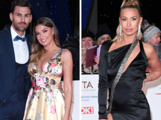 Love Island's Adam Collard Calls Police Following Incident With Ferne McCann At The NTAs