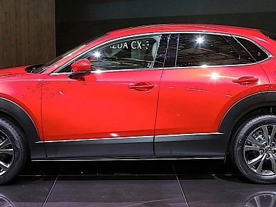 Mazda CX-30 U.S. Debut Scheduled for LA Auto Show, Manual Transmission Offered