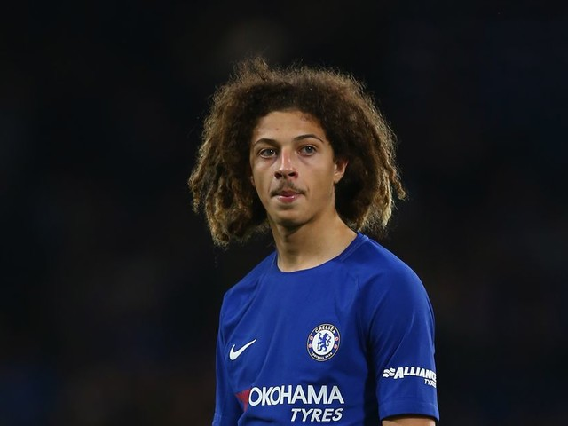Ethan Ampadu vs. Everton: 17-year-old runs the midfield in first Chelsea start