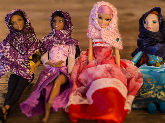 Why These Moms Think Every School Should Have A Doll With A Headscarf
