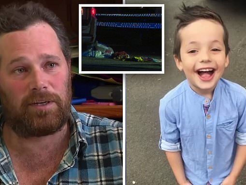 Doug Sproule opens up about accidentally hitting and killing son Harrison with truck in Picton