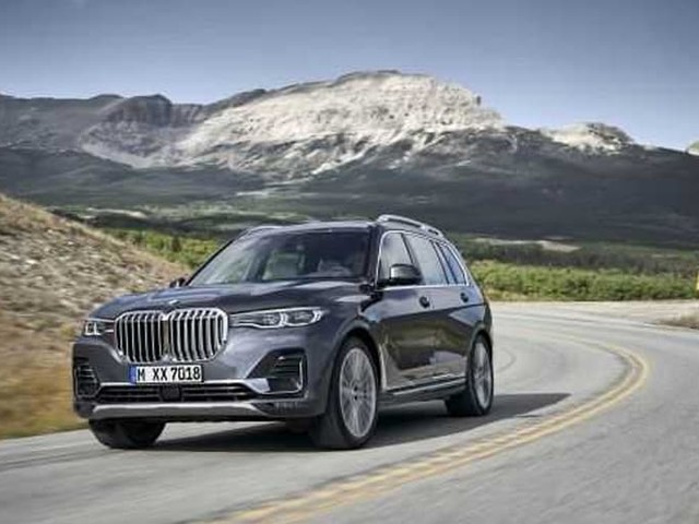 BMW To Locally Assemble The X7 And X4 In India