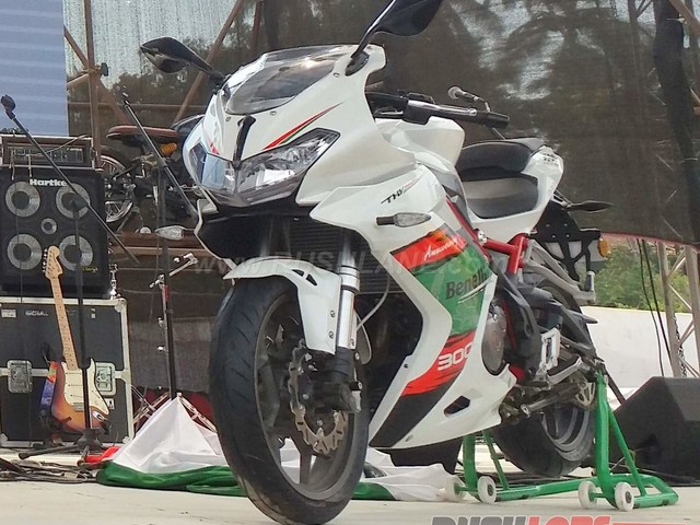Benelli Tornado 302 R India launch price INR 3.48 lakh – Exhaust note Video