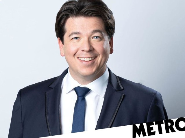 Michael McIntyre: 'I came up with the idea for The Wheel in the bath'