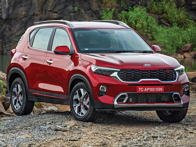 Kia Sonet launched at Rs 6.71 lakh