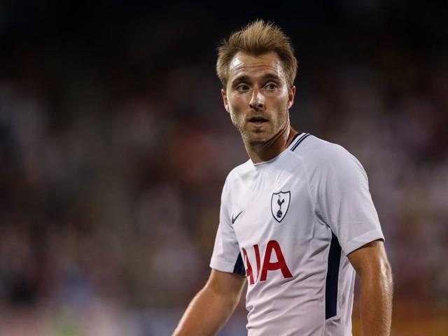 Why Christian Eriksen misses Tottenham's clash with Southampton
