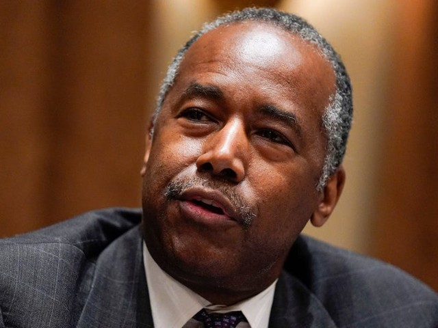 Ben Carson says he took an unproven coronavirus treatment touted by MyPillow's CEO after testing positive for the disease