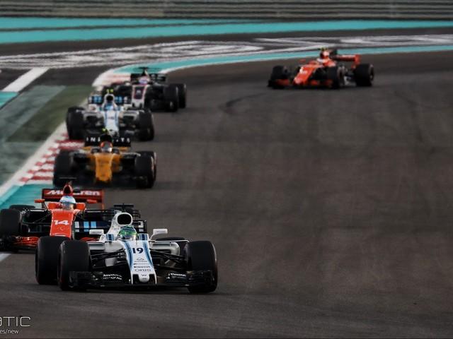 F1 needs less aero, more tyre grip to aid overtaking – Pirelli boss   2018 F1 season