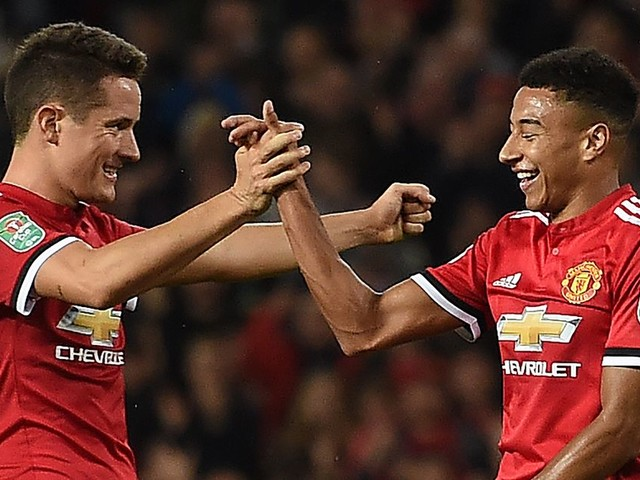 Manchester United gameplan vs Burton revealed by Jesse Lingard