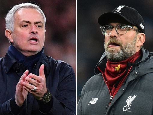 You were the future once! Jose Mourinho relishes being the underdog but Jurgen Klopp is king