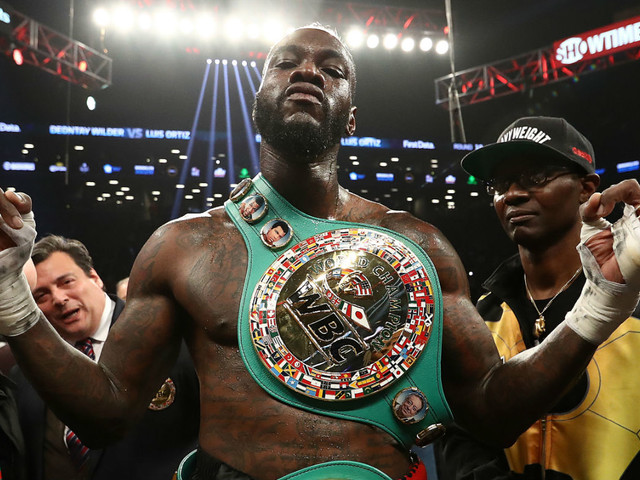 Sport shorts: Deontay Wilder takes swing at 'cheat' Dillian Whyte and the 2026 Ryder Cup is set for Ireland