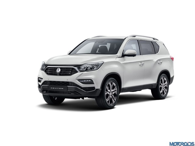New SsangYong Rexton Launch Confirmed For 2018