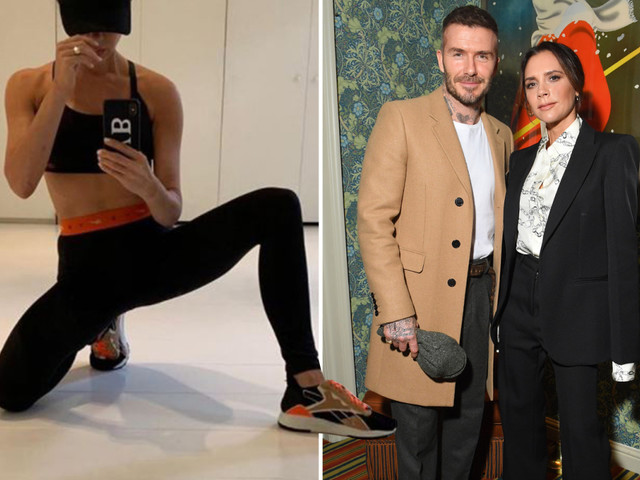 Victoria Beckham reveals David slated her fashion sense and 'baggy' clothes