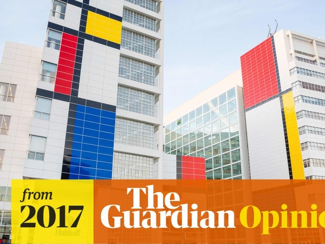 De Stijl turns 100 – but still cannot touch the greats of abstract act