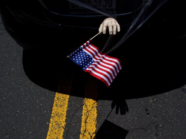 The ugly truth about America's economy in just four words