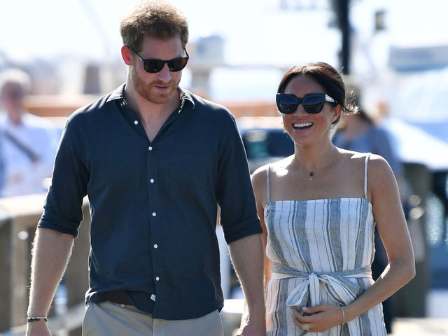 Meghan Markle 'flew to Ibiza on a private jet with Prince Harry and son Archie Harrison for a five-day birthday break'