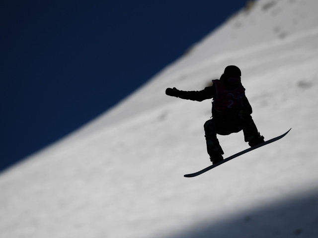 Poppe clinches last-gasp gold in Lausanne 2020 snowboard slopestyle event