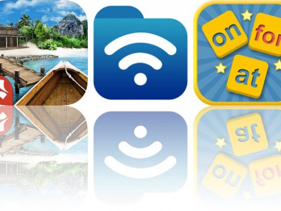Today's Apps Gone Free: The Hunt for the Lost Treasure, Phone Drive and Preposition Builder Master