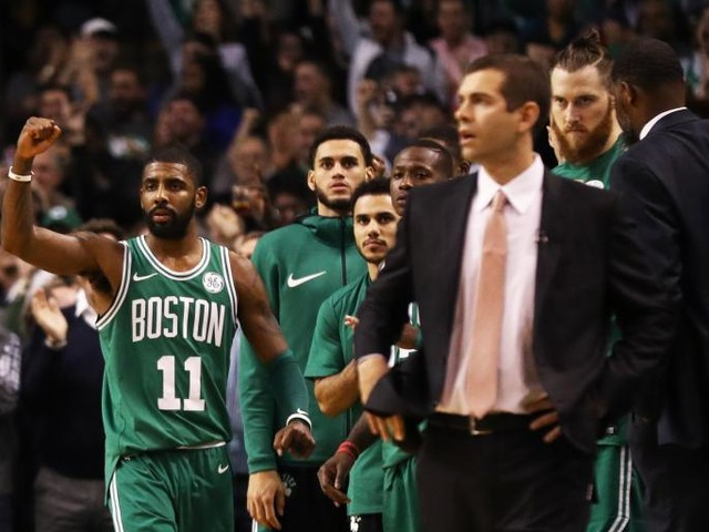 The Boston Celtics Are Athlete's Foot