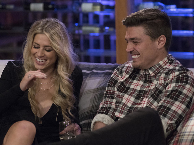 The Bachelor Winter Games: Is Dean Back to His Old Ways?
