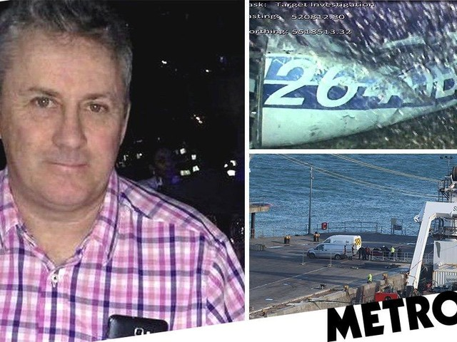 Family of missing Sala pilot 'will never give up hope of finding him'