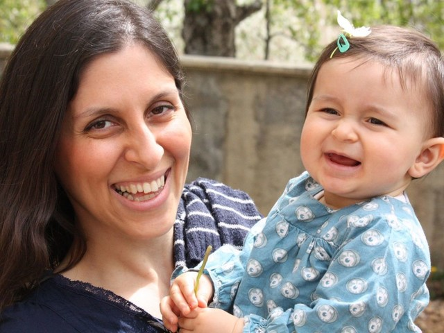 Who is Nazanin Zaghari-Ratcliffe and why has she been detained in Iran?