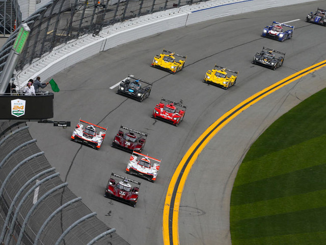 Opinion: Nascar's lions ready to Roar before the 24