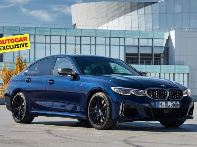 BMW M340i sedan, X3 M40i SUV on the cards for an India launch