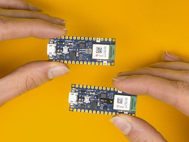 New Arduino Nano Every and 33 IoT development board available to preorder