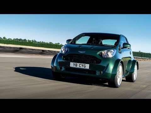 V8 Powered City Cars The Aston Martin Cygnet Packs A Powerful V8