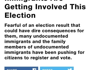 If I tell the press that tomorrow that 23 Mexican foreign nationals went door to door to register voters based on race and who they are likely to vote for, nobody panics. Because it's all part of the plan. But when I say that 13 Russian citizens posted memes, everybody loses their minds!