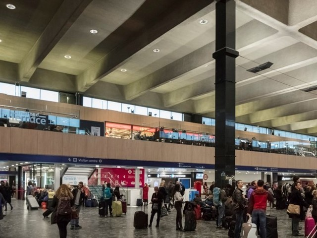 Euston Station to become a homeless shelter on Christmas Day