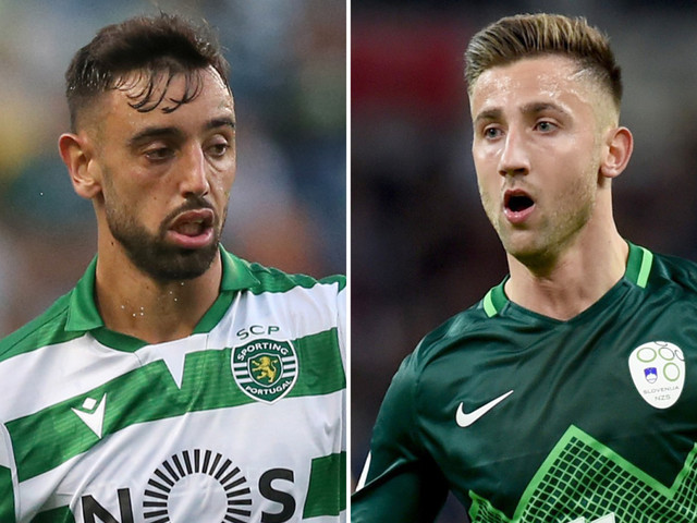 Sporting Lisbon close in on replacement for Bruno Fernandes as Man Utd transfer nears, with Andraz Sporar linked