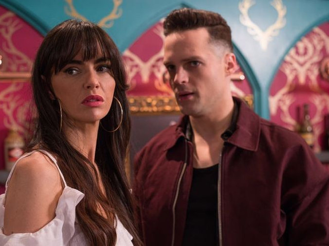 Hollyoaks' Mercedes McQueen could be SHOT by lover Liam Donavan in whodunnit storyline, says actor