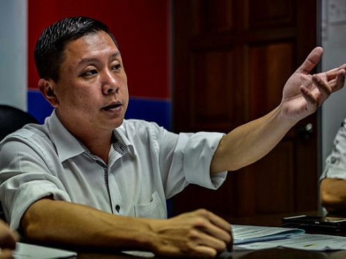 DAP rep challenges Customs Dept to bring 'refund dispute' to court
