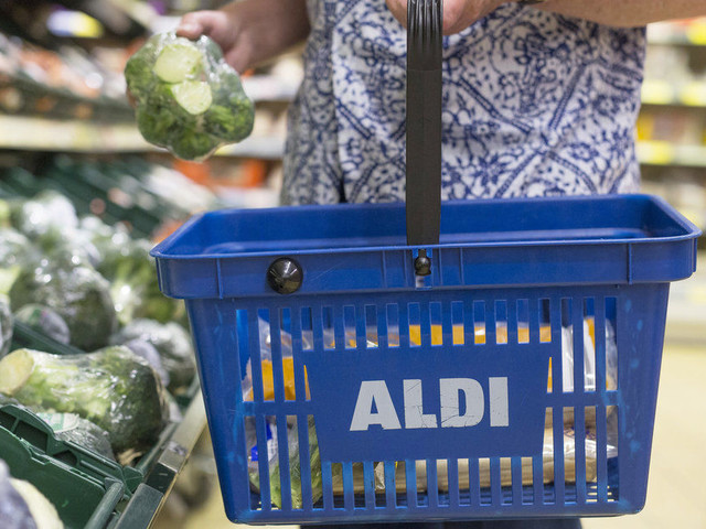 Aldi To Give Surplus Food To Charities On Christmas Eve