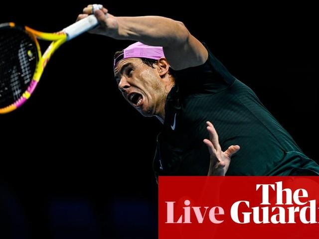 Rafael Nadal v Andrey Rublev: ATP Finals – live!