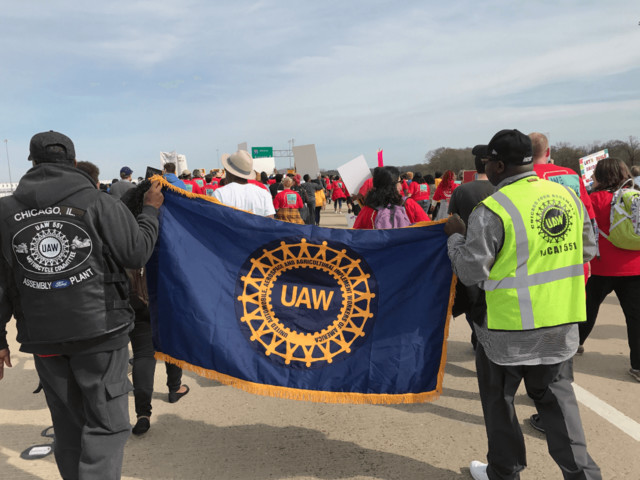 'Operation Clean-up' Begins in Earnest at the UAW