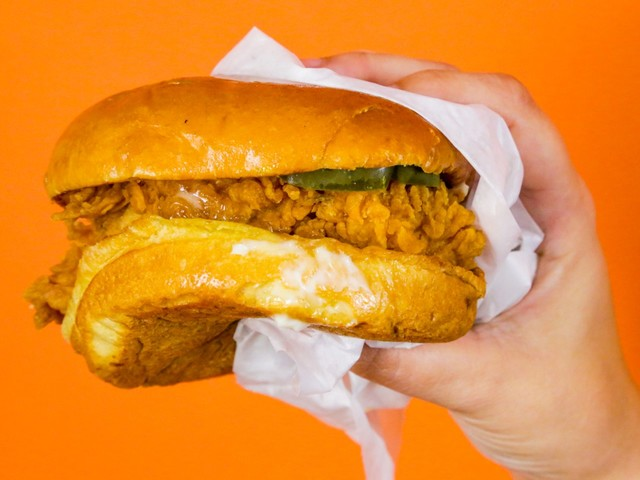 Popeyes told customers to bring their own buns to get chicken sandwiches — but some workers say they were left out of the loop
