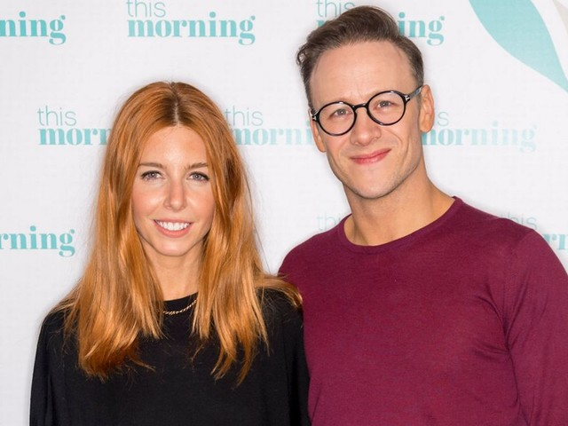 Stacey Dooley jokes she and Kevin are 'so dull' in rare comment on relationship
